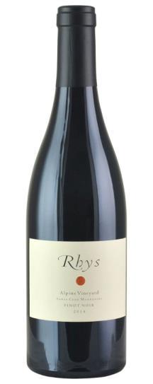2014 Rhys Pinot Noir Alpine Vineyard