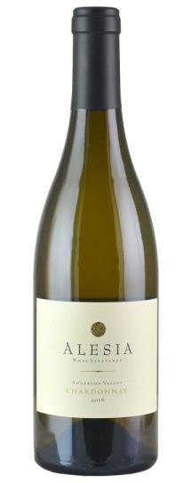 2016 Rhys Alesia Anderson Valley Chardonnay