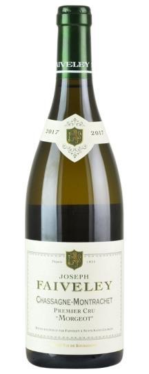2017 Domaine Faiveley Chassagne Montrachet Morgeot