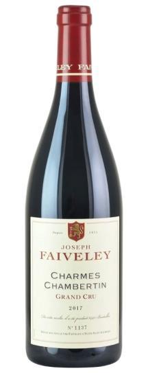 2017 Domaine Faiveley Charmes Chambertin