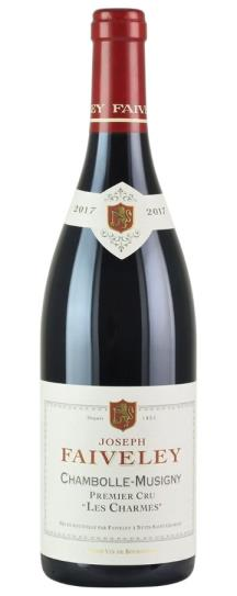2017 Domaine Faiveley Chambolle Musigny Les Charmes