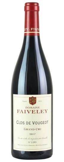 2017 Domaine Faiveley Clos de Vougeot