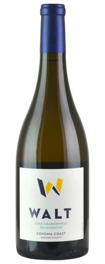 2016 Walt Wines Sonoma Coast Chardonnay