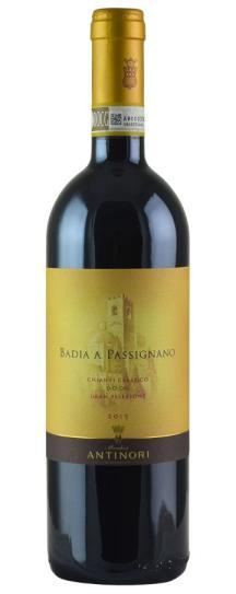2013 Antinori Chianti Classico Badia a Passignano Gran Selzione