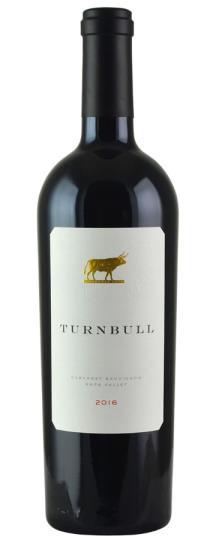 2016 Turnbull Wine Cellars Cabernet Sauvignon