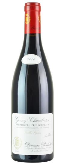 2016 Domaine Denis Bachelet Gevrey Chambertin les Corbeaux Vieilles Vignes