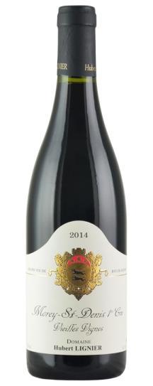 2014 Domaine Hubert Lignier Morey St Denis Vieilles Vignes