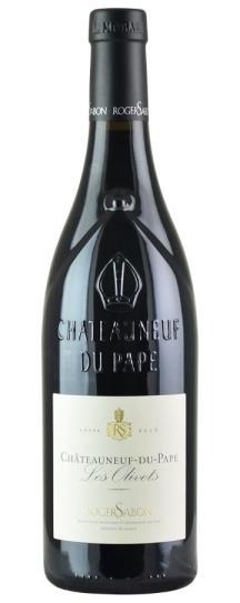 2016 Domaine Roger Sabon Chateauneuf du Pape Les Olivets