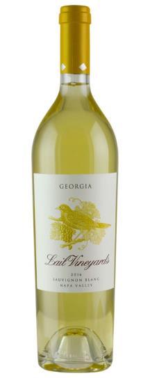 2016 Lail Vineyards Georgia Sauvignon Blanc