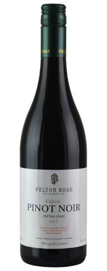 2017 Felton Road Pinot Noir Calvert