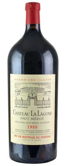 1980 Lagune, La Bordeaux Blend