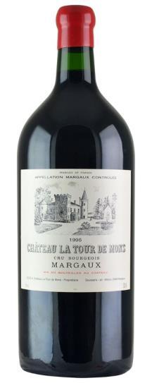 1996 La Tour de Mons Bordeaux Blend