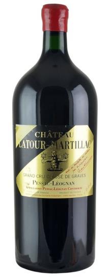1996 Latour Martillac Bordeaux Blend