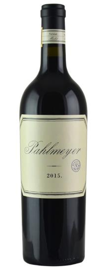 2015 Pahlmeyer Winery Merlot