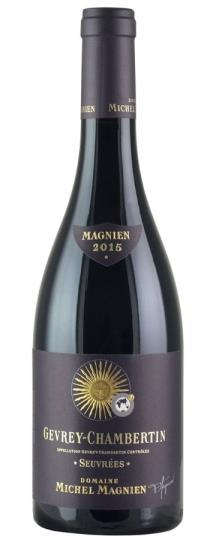 2015 Michel Magnien Gevrey Chambertin Les Seuvrees Vieilles Vignes