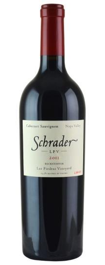 2011 Schrader Cellars LPV Beckstoffer Las Piedras Vineyard