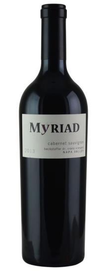 2013 Myriad Cabernet Sauvignon Beckstoffer Dr. Crane Vineyard
