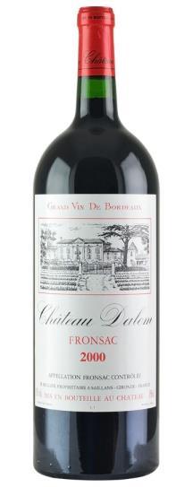 2000 Dalem Bordeaux Blend
