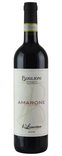 2012 Buglioni Amarone della Valpolicella Classico