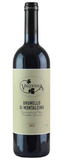 2013 Val di Suga Brunello di Montalcino