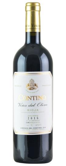 2016 Contino Rioja Vina del Olivo