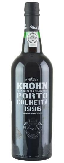 1996 Krohn Colheita Port