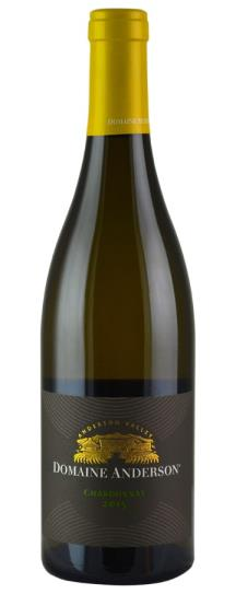2015 Domaine Anderson Chardonnay