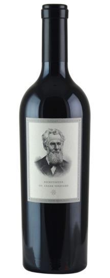 2014 Myriad Beckstoffer Dr. Crane Vineyard Elysian Reserve Cabernet Sauvignon