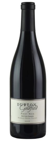 2016 Dutton-Goldfield Pinot Noir Dutton Ranch