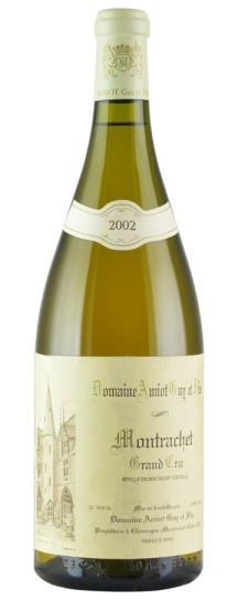 2002 Domaine Guy Amiot et Fils Montrachet