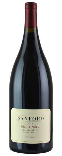 2014 Sanford Pinot Noir