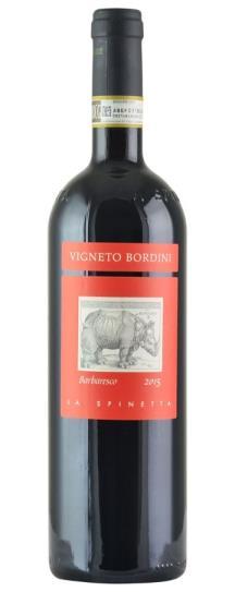 2015 La Spinetta Barbaresco Vigneto Bordini