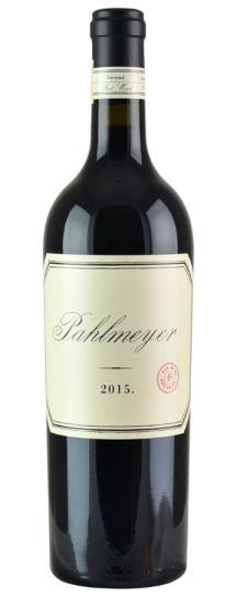 2015 Pahlmeyer Winery Proprietary Red Wine