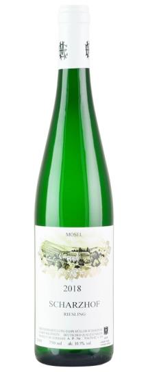 2018 Egon Muller Scharzhofberger Riesling QbA