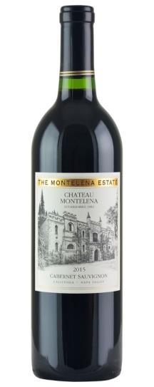 2015 Chateau Montelena Cabernet Sauvignon Estate