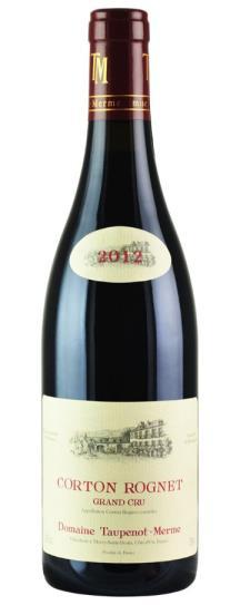 2012 Domaine Taupenot-Merme Corton Rognets