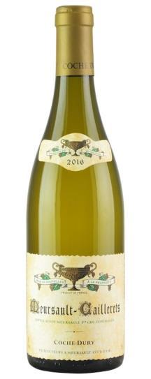 2016 Domaine Coche-Dury Meursault Caillerets