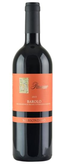 2015 Armando Parusso Barolo Mariondino