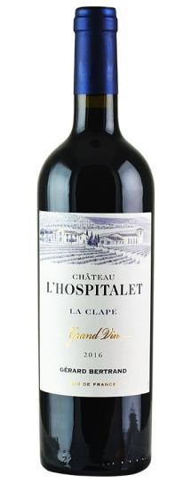 2016 Chateau L'Hospitalet Grand Vin La Clape