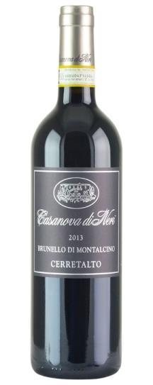 2013 Casanova di Neri Brunello di Montalcino Cerretalto