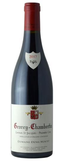 2017 Domaine Denis Mortet Gevrey Chambertin Lavaux St Jacques