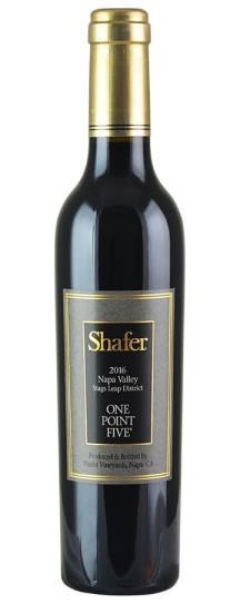 2016 Shafer Vineyards Cabernet Sauvignon One Point Five