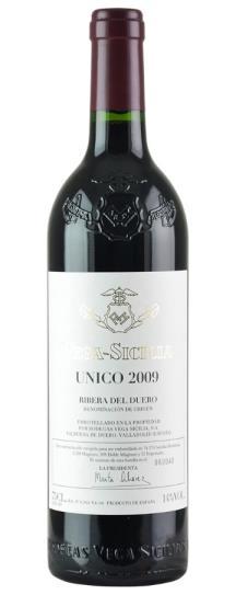 2011 Vega Sicilia Unico