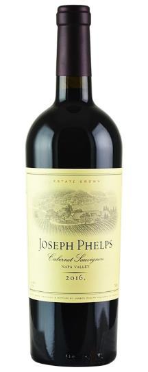 2016 Joseph Phelps Napa Cabernet Sauvignon