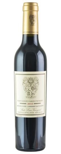 2015 Kapcsandy Family Winery Cabernet Sauvignon Estate Cuvee