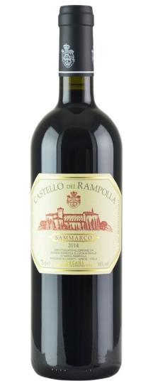 2014 Castello dei Rampolla Sammarco IGT