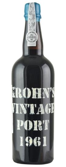 1961 Krohn Vintage Port