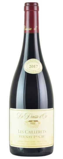 2017 Domaine de la Pousse d'Or Volnay En Caillerets Cuvée Amphore