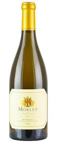 2015 Morlet Family Vineyards Ma Princesse Chardonnay
