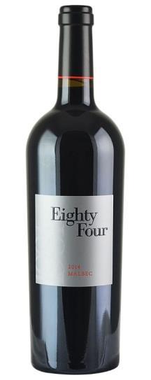 2014 Eighty Four Wines Eighty-Four Wines Malbec